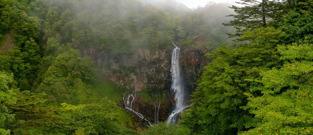 Kegon waterfall